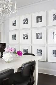 Picture Frames And Mats by 26 Gallery Wall Ideas With Same Size Frames Shelterness