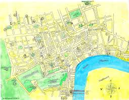 London Canada Map by Maps Of The Novels Jasna