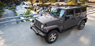 white convertible jeep explore the best and worst features of jeep wranglers