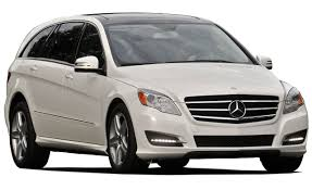 luxury minivan mercedes benz r class reviews mercedes benz r class price