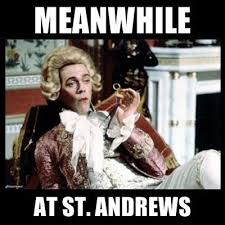 Uni Student Memes - the st andrews meme verse