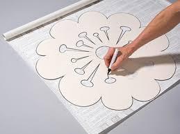 schablone wandgestaltung mit der schablonentechnik wände und möbel gestalten selber