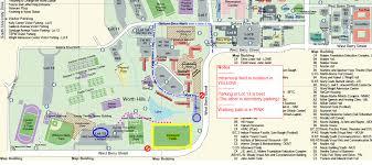 tcu parking map tcu intramural field
