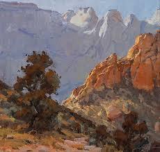 Mountain Landscape Paintings by 194 Best Art Landscapes Images On Pinterest Landscape