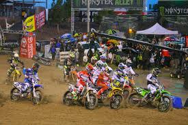 las vegas motocross race heat race one start photo blast las vegas motocross pictures