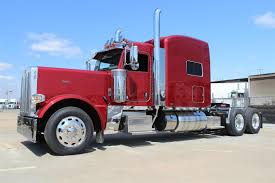 paccar inc radiant red 2016 389 peterbilt 500 paccar 18 speed platinum