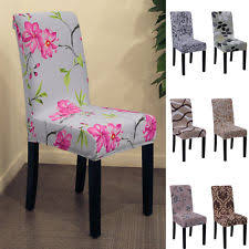 Dining Chair Covers EBay - Covers for dining room chairs