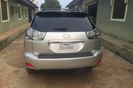 lexus rx300 in nairaland toks mint accident free lexus rx 330 for sale autos nigeria