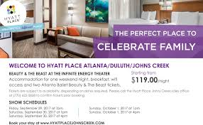 home design show nyc tickets atlanta ballet 2 presents beauty u0026 the beast atlanta ballet