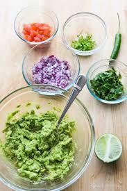 how to make perfect guacamole recipe simplyrecipes com