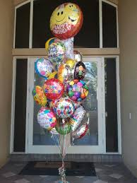 singing balloon delivery bouquets bakery palm balloon event decorating ideas