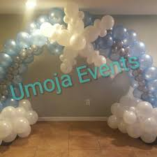 Balloon Decoration For Baby Shower Balloon Sculptures Event Planning Birthday Parties Brooklyn Ny