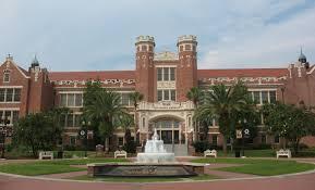 Fsu Campus Map Westcott Hall Fsu Tallahassee Fl
