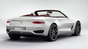 this is bentley u0027s beautiful electric sports car car news bbc