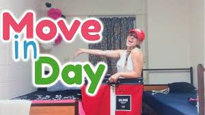 move in day the ohio state university 2016 vlog youtube