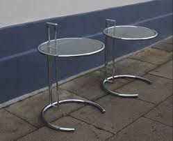 Eileen Gray Side Table by Eileen Gray Side Tables Film And Furniture
