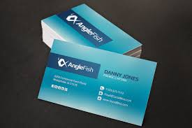 Farm Business Card Fishing Charter Business Cards Business Card Templates