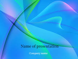 themes for powerpoint presentation 2007 free download download free blue fantasy powerpoint template for presentation