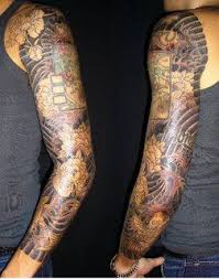 japanese sleeve tattoos the coolest japanese designs for