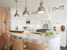 hanging lights over kitchen island pendants breakfast bar lighting