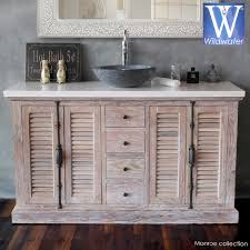 Oak Bathroom Cabinets by Bathroom Furniture Teak Oak And Mahogany Bathroom Vanities