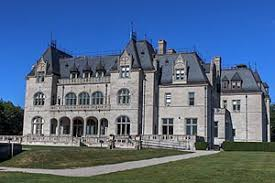 Famous Mansions Newport Ri U0027s Cliff Walk Combines Ocean Views Mansions And A