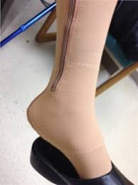Can You Wear Compression Socks To Bed What To Do If You Have A Venous Ulcer