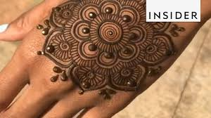 young artist has mastered henna youtube