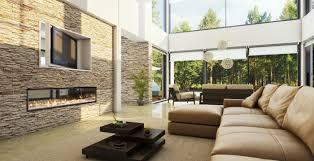 steinwand wohnzimmer beige awesome steinwand beige wohnzimmer photos house design ideas