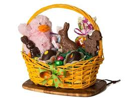easter basket large chocolate easter basket li lac chocolates