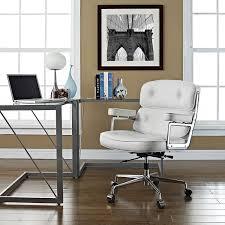 amazon com modway remix deluxe vinyl executive office chair
