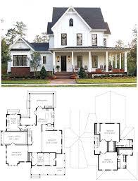 2 story farmhouse plans farmhouse floor plans modern designing open plan contemporary