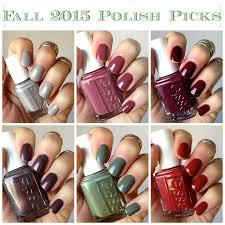 fall 2015 polish picks essie envy