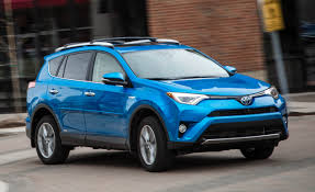 lexus nx300h vs toyota rav4 2016 toyota rav4 hybrid awd test u2013 review u2013 car and driver