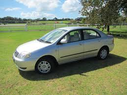 toyota sedan 2002 toyota corolla gl nz new sedan 1 reserve cash4cars