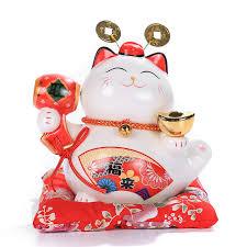 aliexpress buy 6 inch maneki neko ceramic lucky cat home