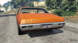 vauxhall monaro pickup holden monaro gts for gta 5