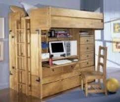 Twin Loft Bed With Desk Plans Free by Loft Bed With Desk And Trundle Foter
