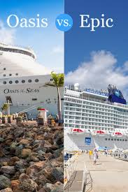 oasis vs epic clash of the cruise titans go port canaveral