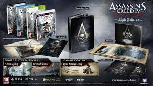 Assassins Black Flag Assassin U0027s Creed 4 Black Flag The Skull Edition