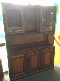 my first kitchen hutch painted furniture makeover chalk paint
