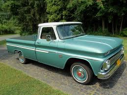 Vintage Ford Truck Steering Wheel - 1966 chevy c 10 custom pickup truck in pristine shape