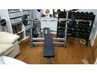 Flat Bench For Sale Flat Bench Benches Machines For Sale Gumtree