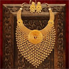 new collection gold necklace images Raghunandan jewellers rohini jewellery shop in rohini jpg