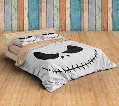 3d customize the nightmare before bedding set duvet