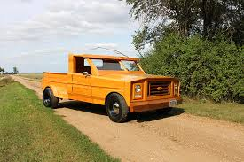 Classic Ford Truck Suspension - custom built all wood ford pickup truck