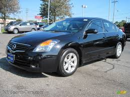 altima nissan black 2009 nissan altima 2 5 sl in super black 486409 nysportscars