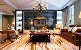 american style living room tv backdrop design interior design