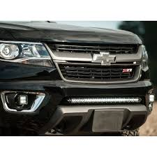 Led Vehicle Light Bar by Rigid Industries 46573 Chevy Colorado Bumper Mnt 30