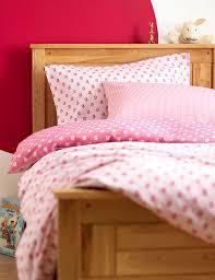 children u0027s pink flowers 100 cotton bedding set from 8 00